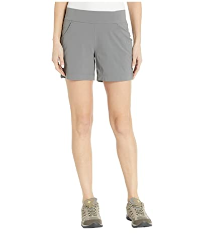 Columbia Anytime Casual Shorts (City Grey) Women