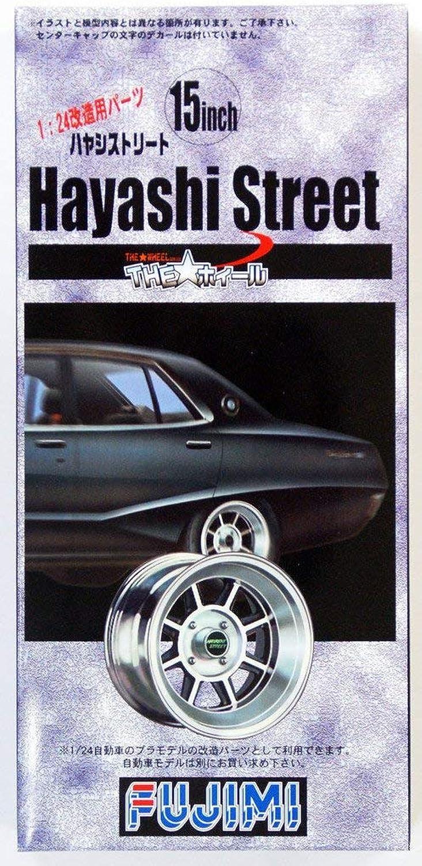 1 24 Der  Rad Serie TW7 15in. Hayashi Street Wheels B002BWPNG6 Verpackungsvielfalt    Lebendige Form