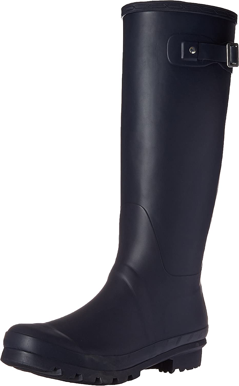 Polar Womens Original Tall Snow Winter Waterproof Rain Wellies Wellington Boots - 11 - NAO42 BL0207
