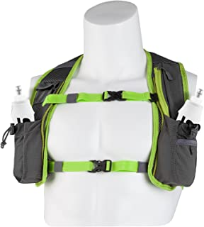 SLS3 Running Hydration Vest | Small Trail Runner Vests | with 2 Bottles - 19oz -