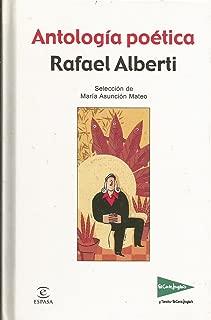 Antología poética. Selección de María Asunción Mateo.