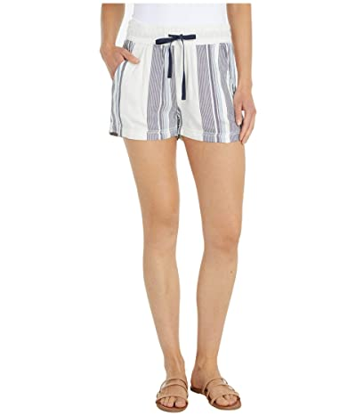 Splendid Campside Shorts (Navy 1) Women