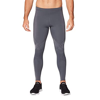 CW-X Expert Tights 2.0 (Asphalt) Men