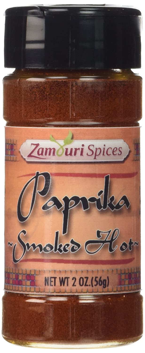 Paprika Hot Smoked San Francisco Mall Max 89% OFF 2 Spices Oz Zamouri By