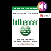 Influencer, Second Edition: The New Science of Leading Change