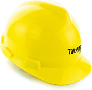 Child's Hard Hat - Kid's Construction Helmet - Ages 7 to 12 - For Work Or Play by TorxGear Kids!