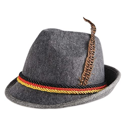 b88ad8def04 Tyrolean Hat  Amazon.com