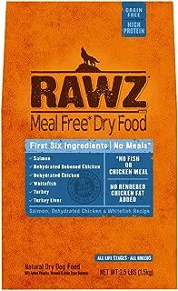 Rawz Meal Fre Dry Dog Food