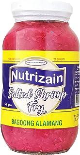 Nutrizain Salted Shrimp Fry, 340 gm
