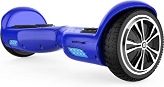 Swagboard Twist Lithium-Free Kids Hoverboard With Easy Balance LED Wheels