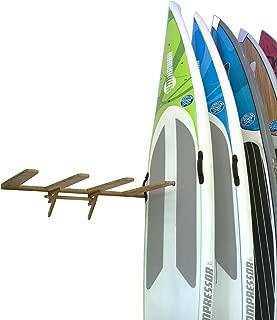 wall mount sup rack