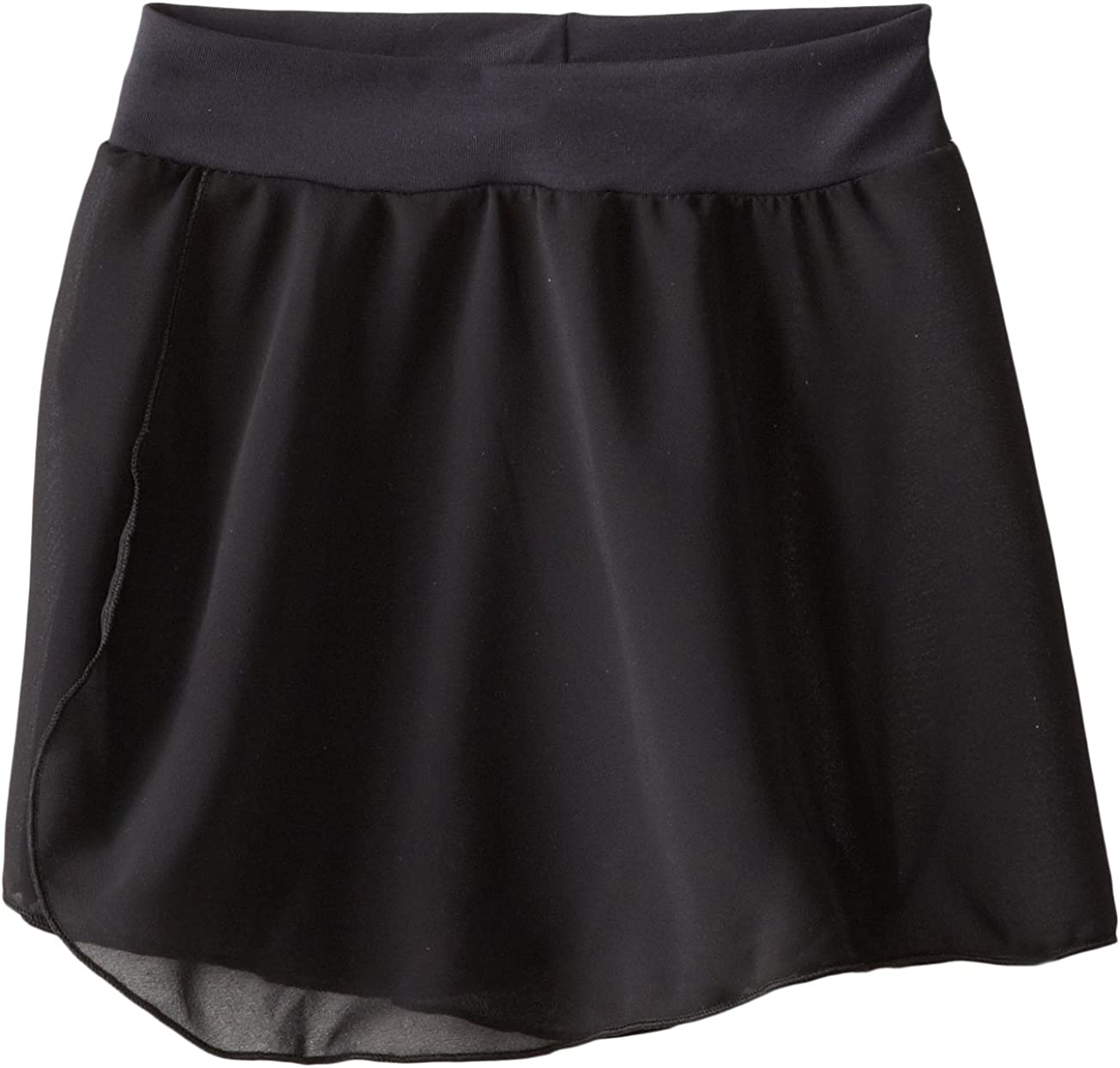 Capezio Womens Tc0011c Pull On Skirt