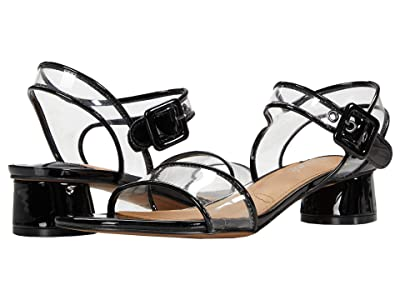 J. Renee Florencio (Black Patent/Clear) Women