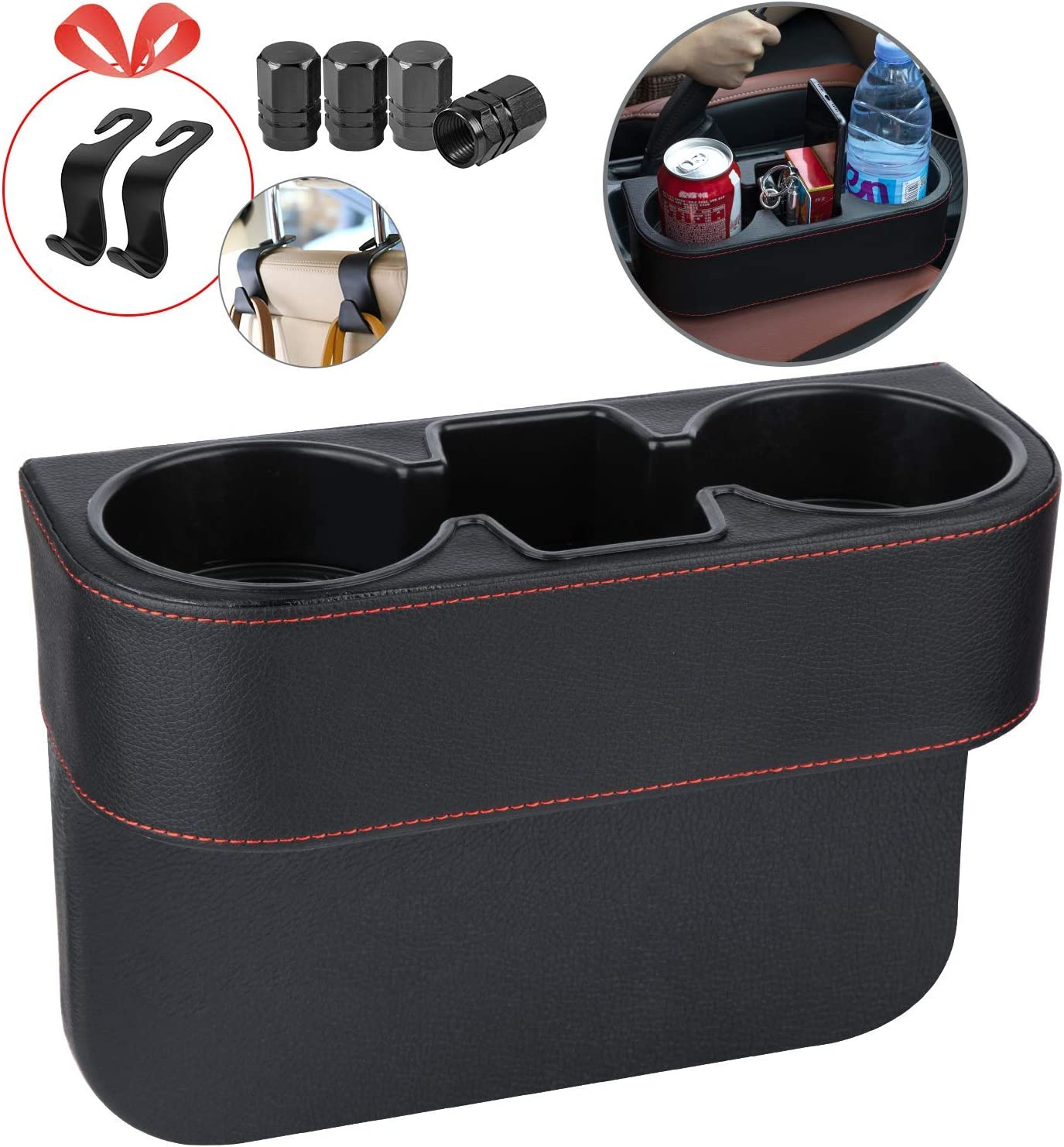 Homesprit Car Topics on TV Cup Holder with Gap Seat Phone Filler National products