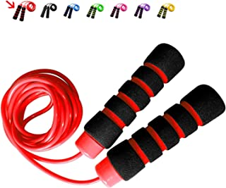 Limm All Purpose Jump Rope - Ideal for All Ages & Skill Levels, Indoor/Outdoor, Easily Adjustable, Comfortable Handles, 5mm Thick Plastic/PVC Rope - Get and Stay Fit, Lose Weight, Best Cardio Workout