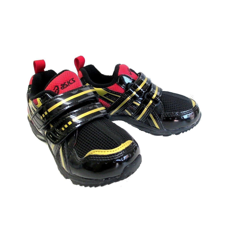 [アシックス] スクスク SUKUSUKU TUM168 GD ランナー ミニ MG 3 スニーカー キッズ 男の子 こども 子供靴 通園 通学 ベルクロ