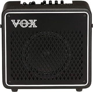 VOX エレクトリック・ギター用 50W モデリング・アンプ MINI GO 50 自宅練習 持ち運び マイク入力 ヘッドホン出力 エフェクト リズム・マシン ルーパー MP3接続 モバイル・バッテリー対応