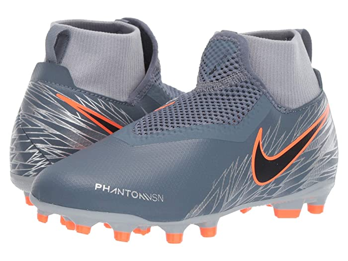 b01851f4d Nike Kids JR Phantom Vision Academy DF FG/MG Soccer (Little Kid/Big ...