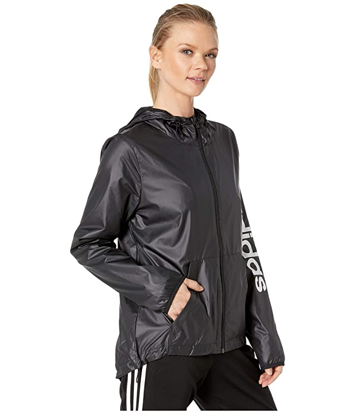 Adidas Essentials Linear Windbreaker Big Apple Buddy