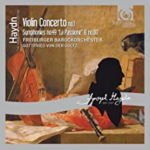 Haydn: Violin Concerto No. 1, Symphonies Nos. 49 & 80