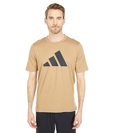 adidas Branded Icons Badge of Sport Tee (Cardboard) Men