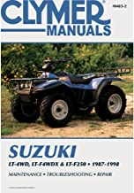 suzuki quadrunner 250 service manual