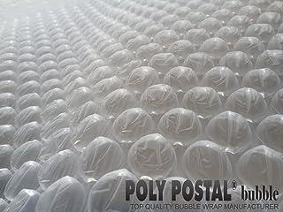 REALPACK® 1 x pequeño rollo de papel de burbujas – Ancho de 50,8 cm 500 mm x 10 m fuerte ideal para casa en mudanza rápida entrega hecha en Reino Unido