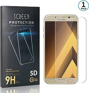 HD Ultra Transparent Film Protection /écran 1 Pi/èces Duret/é 9H Film Protectio FCLTech Galaxy A3 2016 Verre Tremp/é Verre Tremp/é pour Samsung Galaxy A3 2016