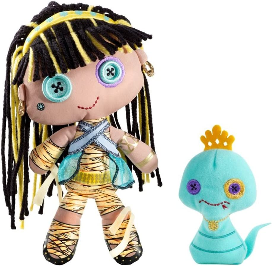 Monster High Friends Plush Cleo Nile Super-cheap Limited Special Price De Doll
