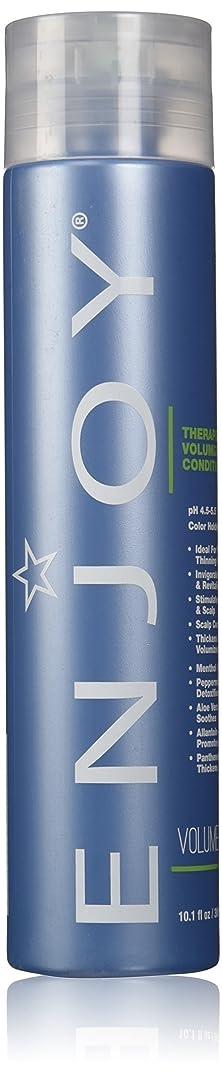 ミンチ何もないショルダーTherapeutic Volumizing Conditioner 10.1 fl.oz. 300 ml