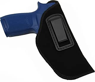 King Holster Concealed IWB Gun Holster fits STI Tactical 4.0 | Tactical SS 4.0 | Guardian | 2011 9mm / 40 Cal / 45 ACP
