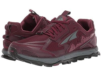Altra Footwear Lone Peak 4.5 (Dark Port) Women