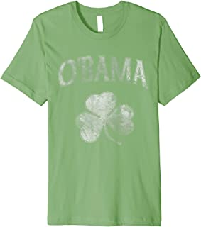 Best obama st patrick's day shirt Reviews