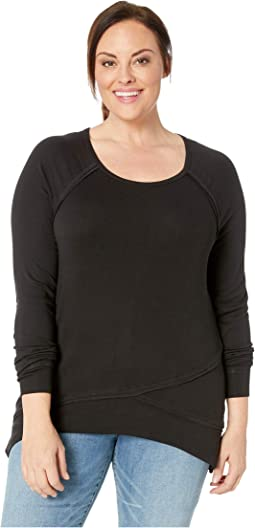 Plus Size Leslie Long Sleeve Shirt