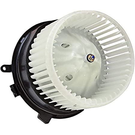 2007-2012 Nissan Sentra ROADFAR Heater Blower Motor 27225EN000 Air Conditioning Blower Motor With Fan Cage Fit for 2008-2015 Nissan Rogue 2014-2015 Nissan Rogue Select