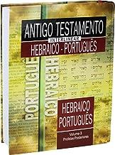 Antigo Testamento Interlinear Hebraico-Português - Volume 3