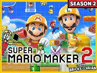 Clip: Super Mario Maker 2 with Bricks `O` Brian!