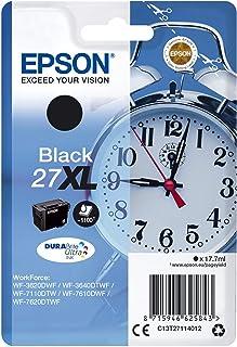 Epson C13T27114022 zwarte originele inktpatronen Pack van 1