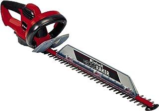 comprar comparacion Einhell GC-EH 6055/1- Recortasetos eléctrico, 600W (longitud de corte: 550mm, longitud de la hoja: 610mm, espacio entre di...
