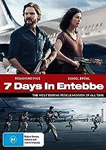 7 Days In Entebbe   Daniel Bruhl, Rosamund Pike   NON-USA Format   PAL   Region 4 Import - Australia