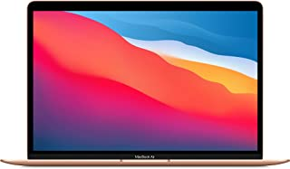 最新 Apple MacBook Air Apple M1 Chip (13インチPro, 8GB RAM, 256GB SSD) - ゴールド