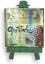 Cathedral Art Gratitude Mini Decorative Plaque, One Size, Multi