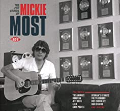 Pop Genius Of Mickie Most / Various