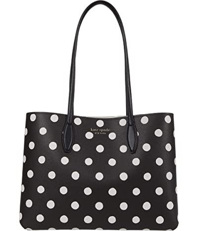 Kate Spade New York All Day Sunshine Dot Large Tote