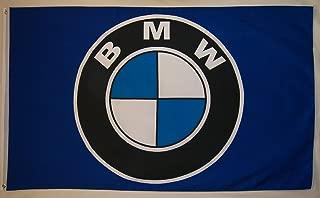 BMW Logo Flag 3' X 5' Indoor Outdoor Automotive Car Banner