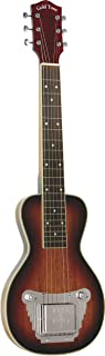 Gold Tone LS-6 Lap Steel Guitar (Six String, Two Tone Tobacco)