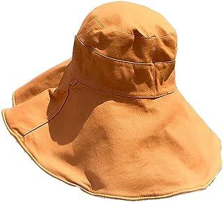 AHERHG Solhatt med stort brätte med blomblad temperament oregelbundet vikbart mode vild fiskare hatt vindtät brett brätte ...