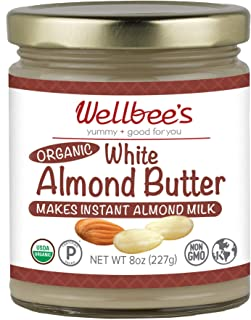 Best wellbee's white almond butter Reviews