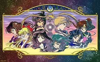 NeuHorris 102 Sailor Moon 38x24 inch Silk Poster Aka Wallpaper Wall Decor