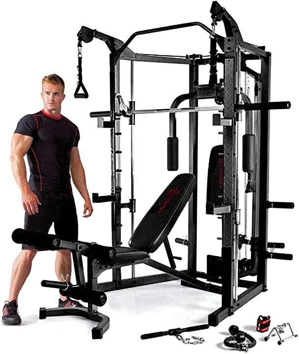 Machine gym marcy eclipse deluxe smith 14MERS7000